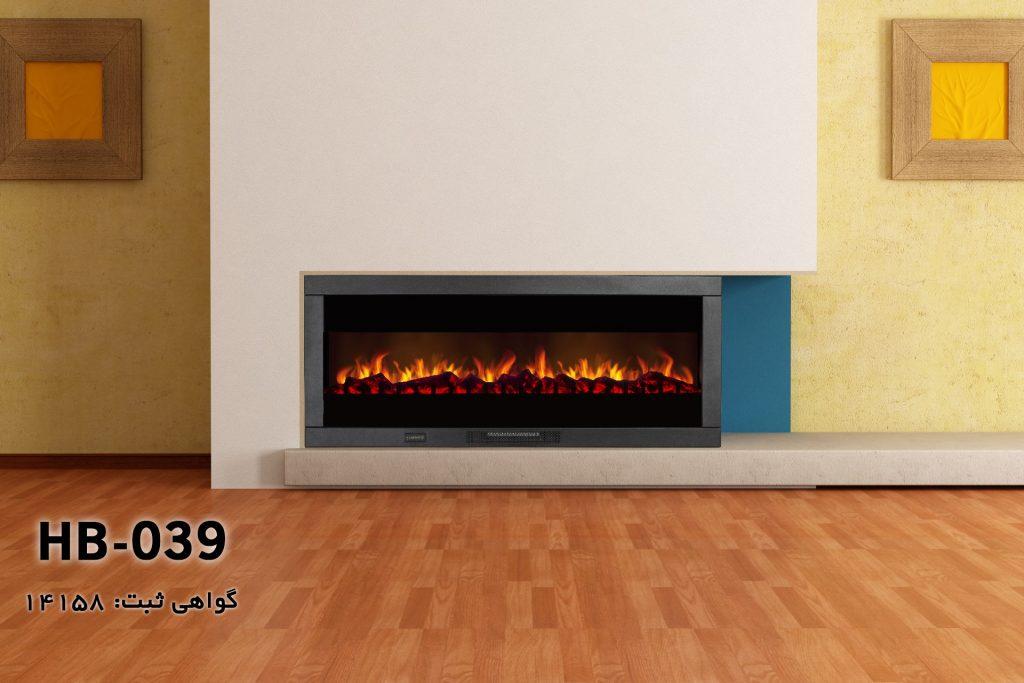 شومینه | شومینه برقی اچ بی | hb fireplace